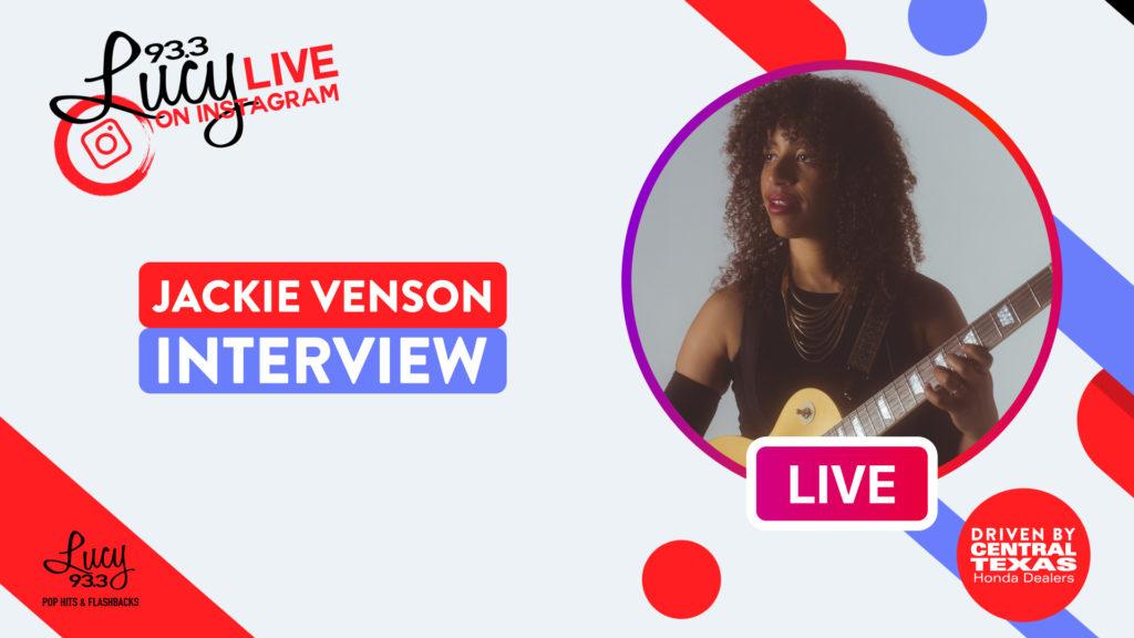 Jackie Venson interview