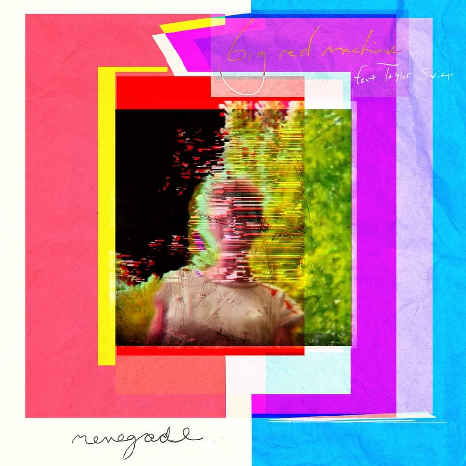 Taylor Swift Renegade artwork