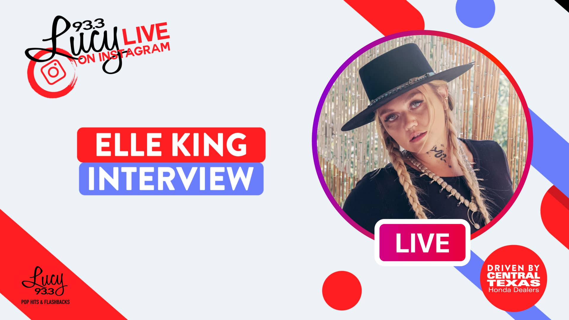 Lucy Live with Elle King