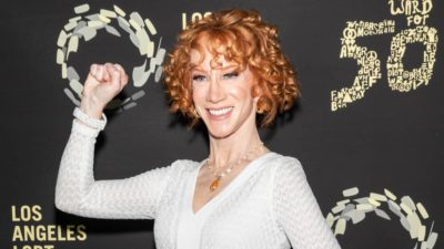 Kathy Griffin recovering from surgery after revealing lung cancer diagnosis