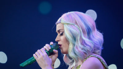 Katy Perry Covers The Beatles' 'All You Need is Love'