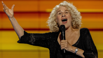 Documentary on Carole King and James Taylor in production for CNN and HBO Max