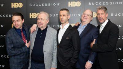HBO renews drama series 'Succession' for Season 4