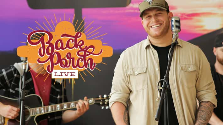 Jon Langston on Back Porch Live