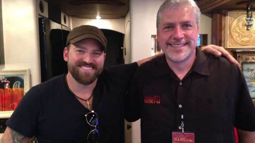 Dave and Zac Brown