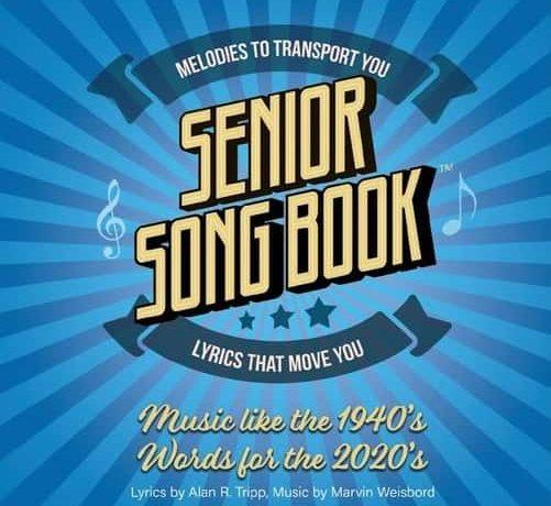 Senior Song Book Album Cover