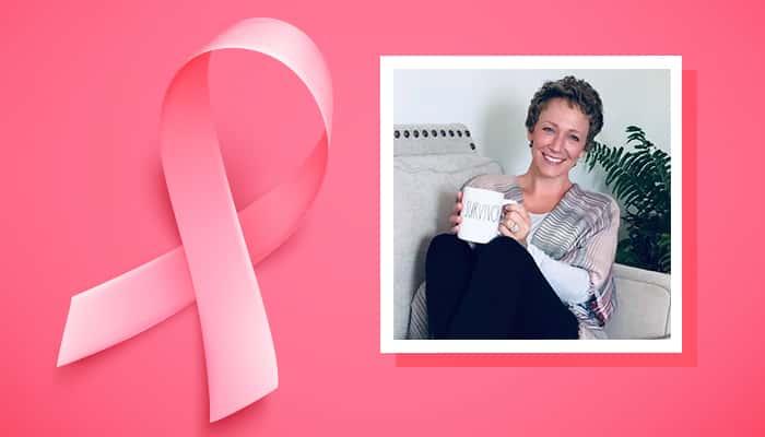 Breast cancer survivor Rebecca Maitland presented by Franciscan Health