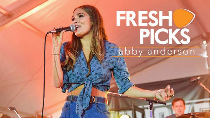 fresh picks abby anderson, Abby Anderson performs on Day 3 of Seven Peaks Festival on September 2, 2018 in Buena Vista, Colorado