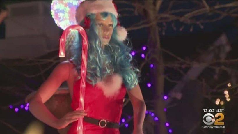 Naughty Or Nice? N.J. Christmas Display Divides Neighborhood