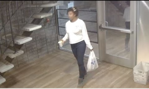 Video: Berkeley Food Delivery Person Steals Packages From Building Lobby After Dropping Off Order