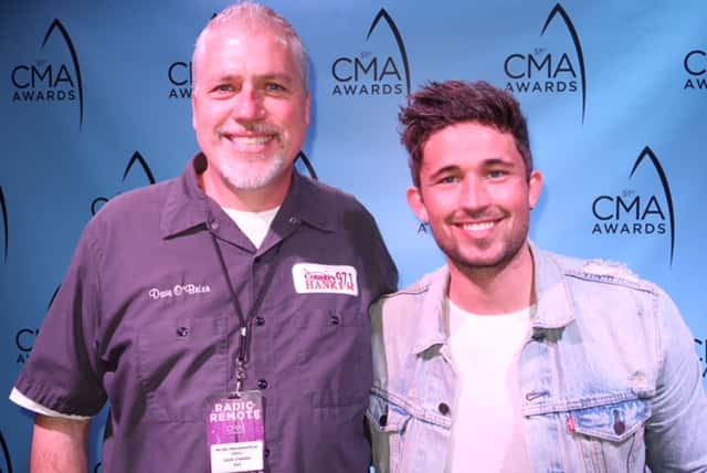 Dave and Michael Ray