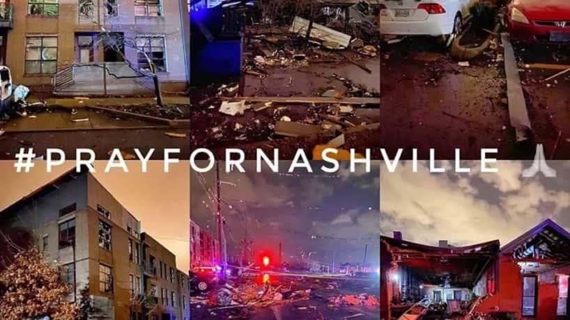 Nashville Tornado