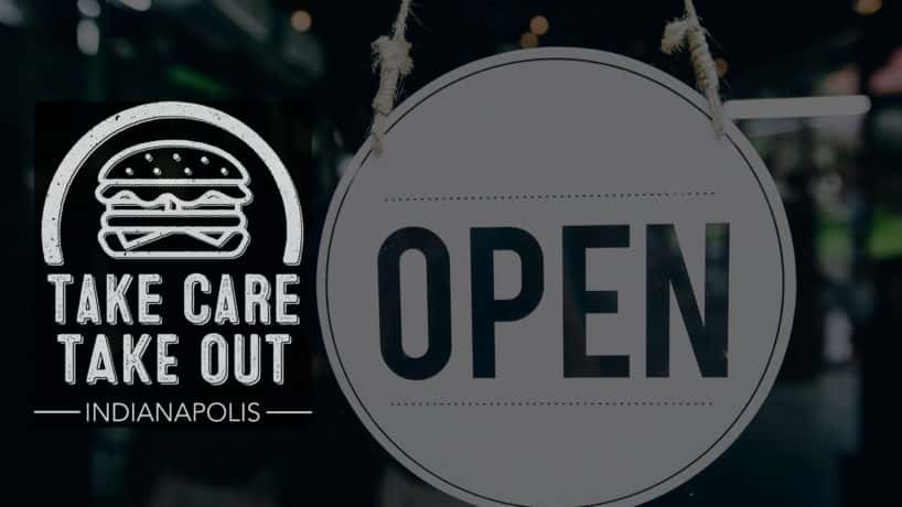 take care, takeout indy
