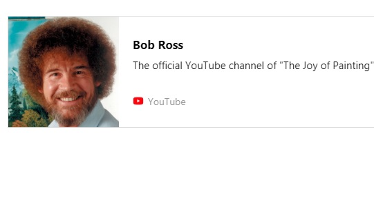 The Entire Series Of Bob Ross's Painting Show