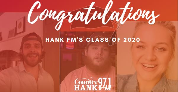 Commencement Ceremony for HANK FM Class of 2020