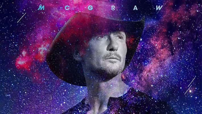 "Cover art for Tim McGraw's ""Here on Earth"" Album"