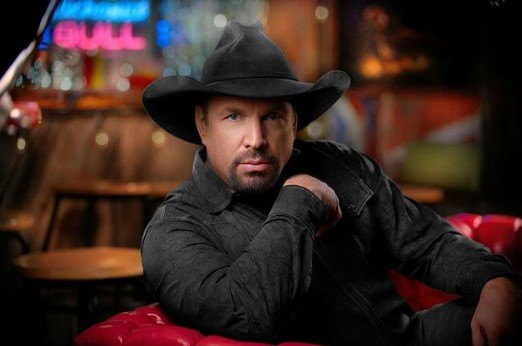 Garth Brooks Headshot