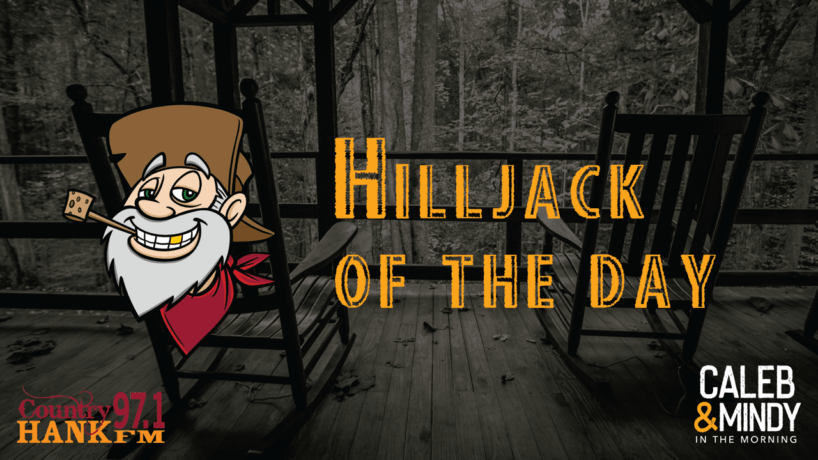 HANK HillJack Of The Day