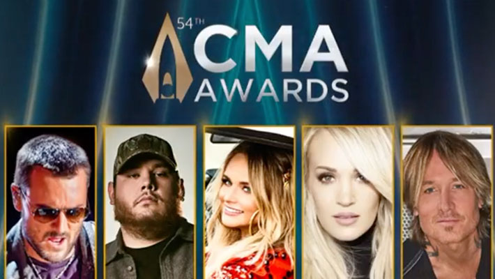 54th CMA Award Nominees for Entertainer of the Year