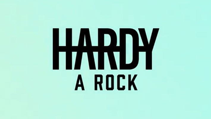 "Hardy, ""A Rock"""
