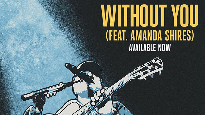 "Cover Art for Luke Comb's ""Without You"" feat. Amanda Shires"