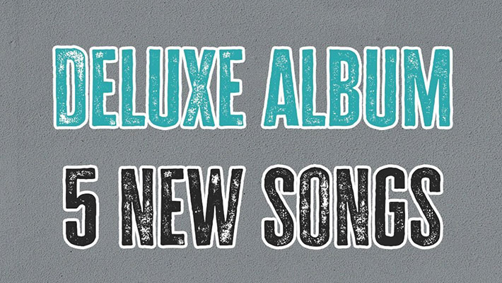 Deluxe Album from Luke Combs featuring 5 new songs