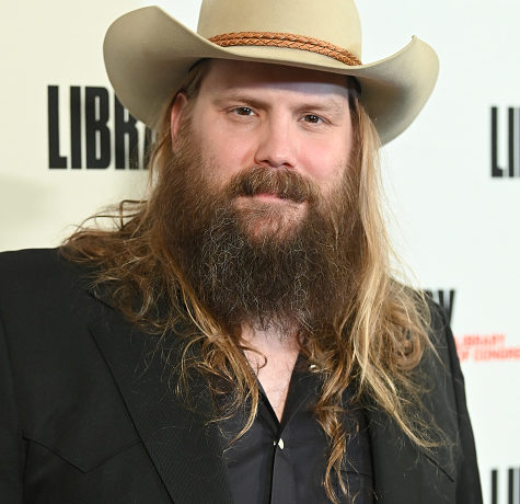 Chris Stapleton at The Library of Congress Gershwin Prize tribute