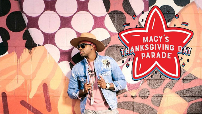 Jimmie Allen Macy's Thanksgiving Day Parade