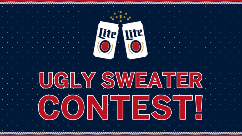 Ugly Sweater Contest by Miller Llite