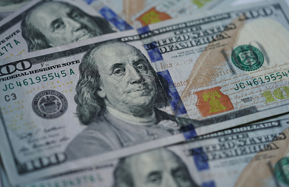 picture of $100 bill