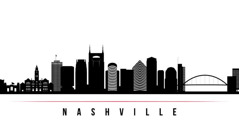 Nashville SIlouette