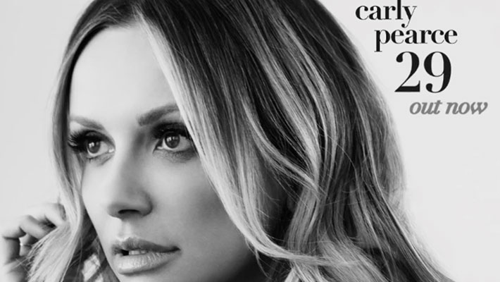 """Cover art for Carly Pearce's """"29"""" EP"""