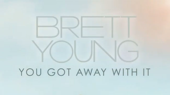 "Cover art for Brett Young's ""You Got Away With It"""