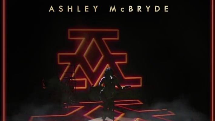 """Cover art for Ashley McBryde's """"Live From a Distance"""" EP"""