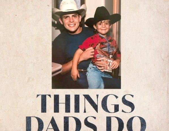 "Thomas Rhett's ""Things Dads Do"" Album Cover"