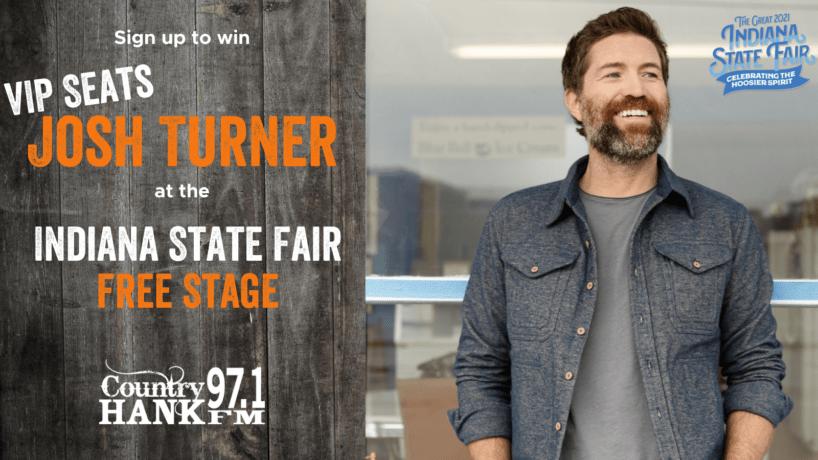 Win Josh Turner VIP Seats