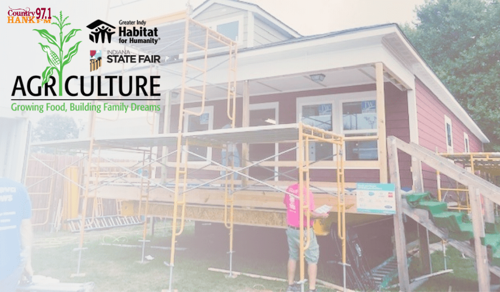 The Greater Indy Habitat for Humanity's Ag Build at the Indiana State Fair