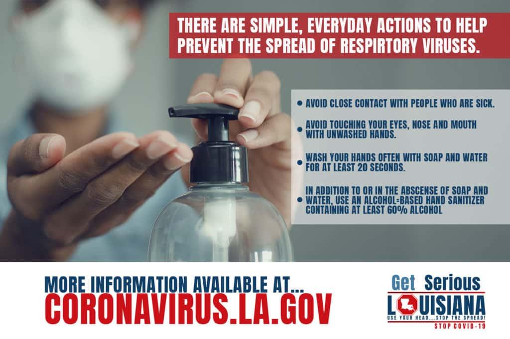 Get-Serious-Louisiana-Virus-Prevention-graphic