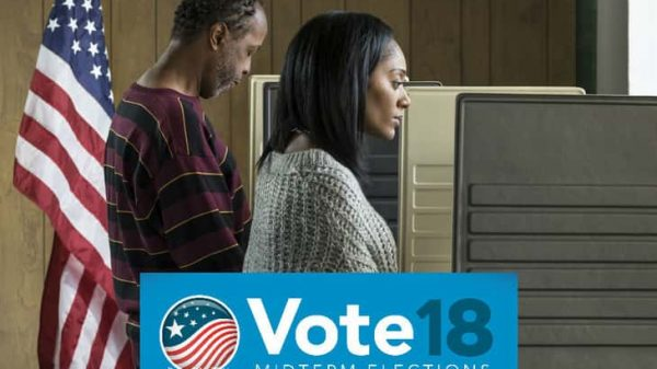 black people voting in the midterm elections