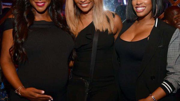 Kenya Moore back on RHOA