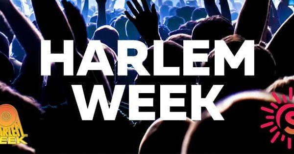 Harlem Week Flyer