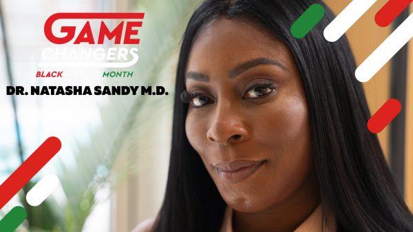 Dr. Natasha Sandy M.D.