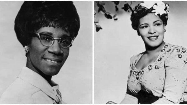 Billie Holiday, Elizabeth Jennings Graham, and Shirley Chisholm