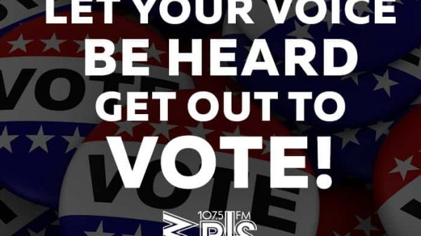 WBLS vote Let your voice be heard get out to vote!