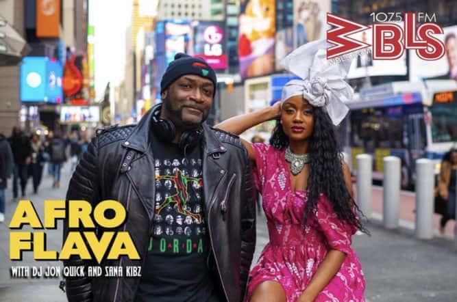 Afro Flava hosts