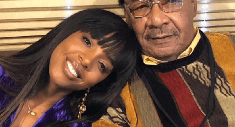 Kelly Rowland Meeting her father