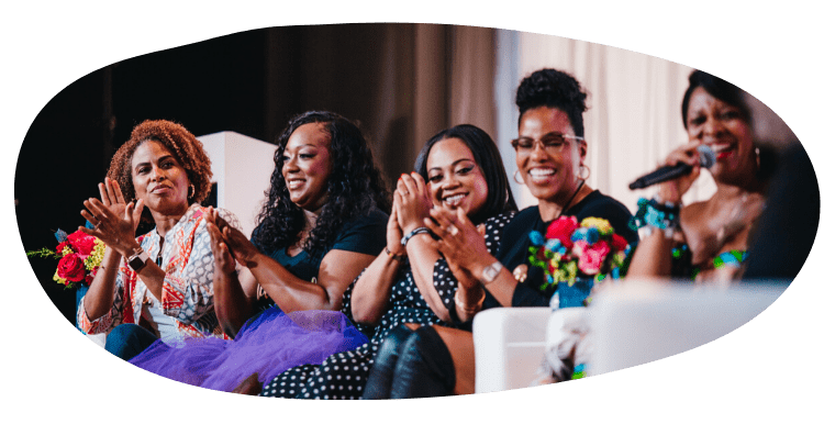 Lamonda Panel at Circle of Sisters 2019