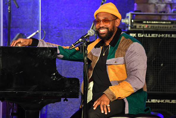 ATLANTA, GEORGIA - MARCH 18: Singer/songwriter PJ Morton performs onstage during Majic 107.5 After Dark at City Winery on March 18, 2019 in Atlanta, Georgia.