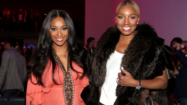 Nene Leakes and Cynthia Bailey