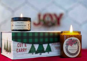 Chaconia Candles